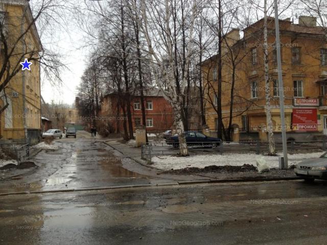 Адрес(а) на фотографии: улица Бабушкина, 21, 23, 23А, Екатеринбург