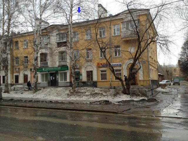 Адрес(а) на фотографии: улица Бабушкина, 21, Екатеринбург