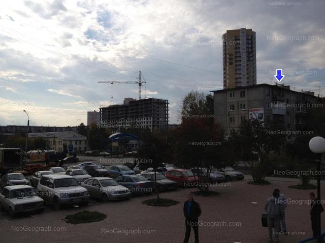 Address(es) on photo: Bilimbaevskaya street, 30, Yekaterinburg