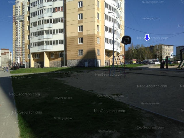 Address(es) on photo: Bilimbaevskaya street, 25/5, 30, 35, Yekaterinburg