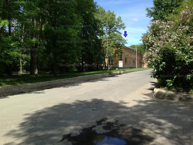 Адрес(а) на фотографии: улица XXII Партсъезда, 11, 13, Екатеринбург
