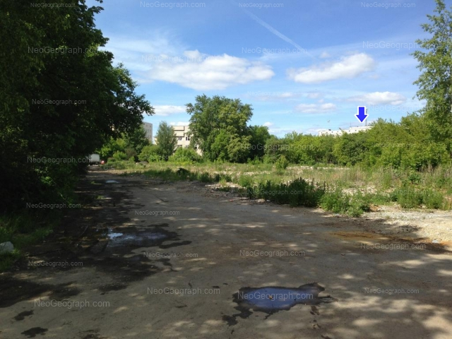 Адрес(а) на фотографии: улица XXII Партсъезда, 15А, Екатеринбург