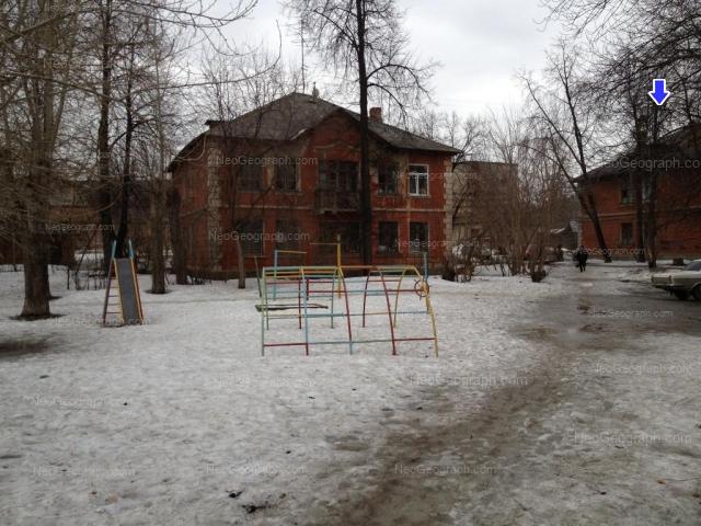 Адрес(а) на фотографии: улица Бабушкина, 23Б, 23В, Екатеринбург
