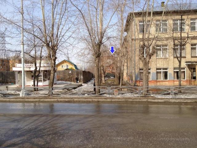 Адрес(а) на фотографии: улица Бабушкина, 23В, Екатеринбург