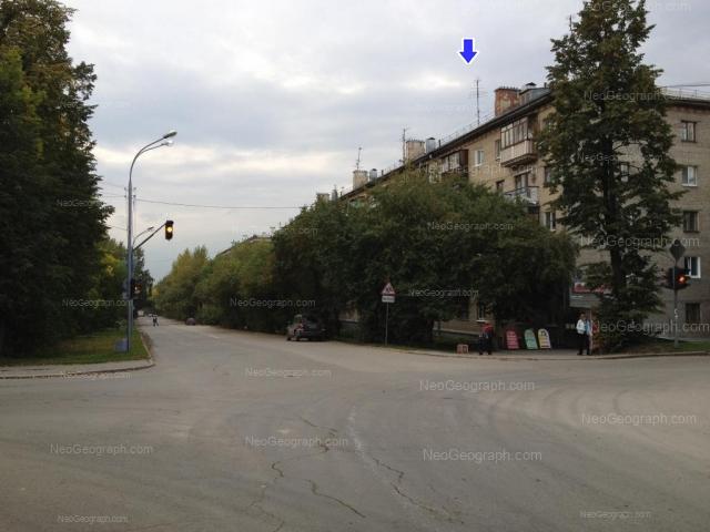 Адрес(а) на фотографии: улица Бабушкина, 18, Екатеринбург