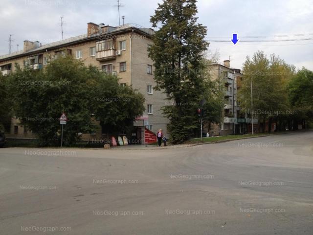 Адрес(а) на фотографии: улица Краснофлотцев, 5, Екатеринбург