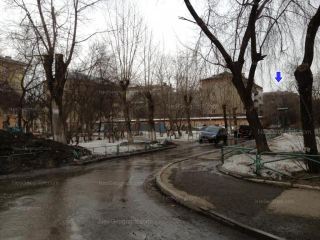 Адрес(а) на фотографии: улица Краснофлотцев, 5, 7, Екатеринбург