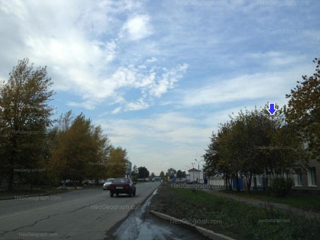 Адрес(а) на фотографии: Маневровая улица, 43, Екатеринбург