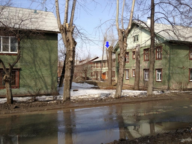 Адрес(а) на фотографии: улица Стачек, 9, 11, 13, Екатеринбург