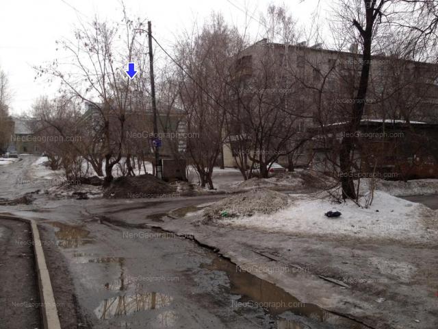 Адрес(а) на фотографии: улица Корепина, 11Б, Екатеринбург