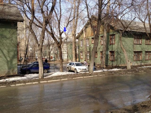 Адрес(а) на фотографии: улица Корепина, 11, 11Б, 13, Екатеринбург