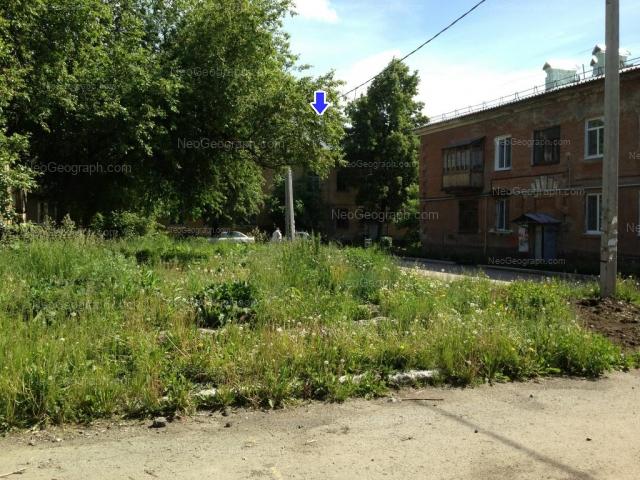 Адрес(а) на фотографии: улица XXII Партсъезда, 5, 5А, Екатеринбург