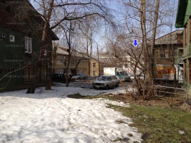Адрес(а) на фотографии: улица Бабушкина, 10, 12, 14, 16, Екатеринбург