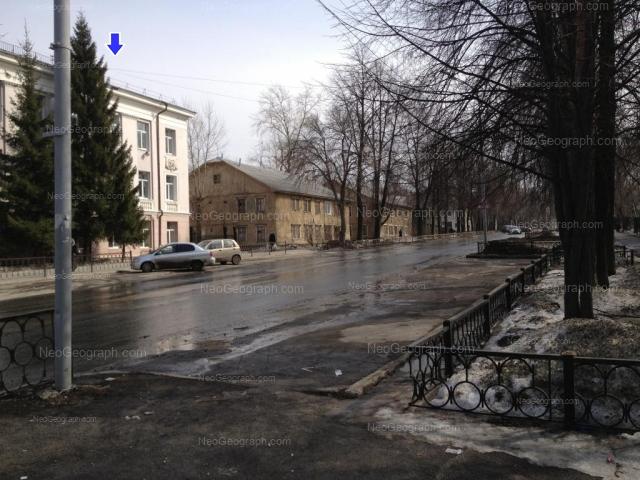 Адрес(а) на фотографии: улица Бабушкина, 12, 14, 16, Екатеринбург