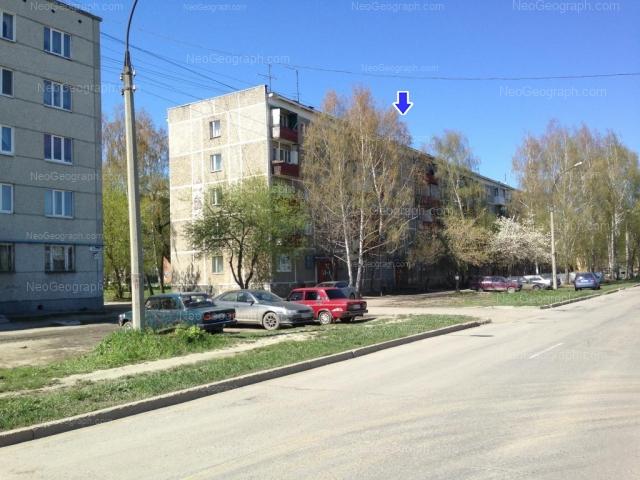 Адрес(а) на фотографии: Ангарская улица, 66, 68, Екатеринбург