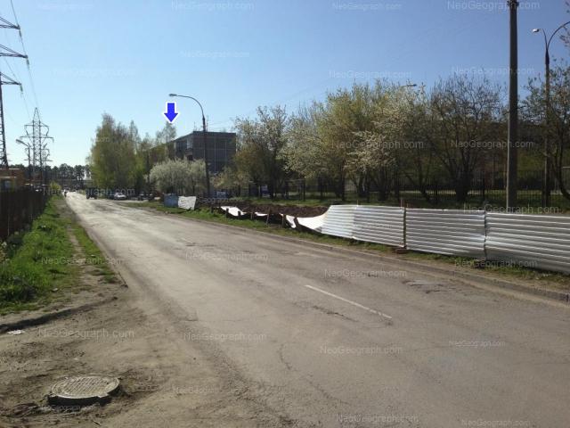 Адрес(а) на фотографии: Ангарская улица, 60, 66, Екатеринбург