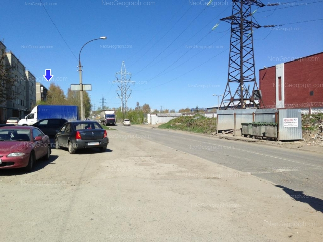 Address(es) on photo: Angarskaya street, 66, 68, Yekaterinburg