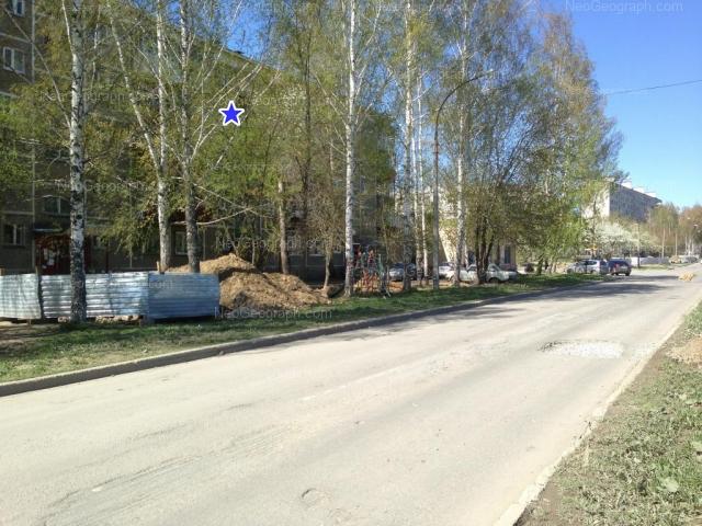 Address(es) on photo: Angarskaya street, 52/3, 66, Yekaterinburg