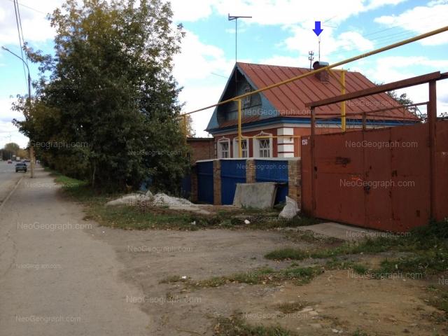 Адрес(а) на фотографии: улица Бакинских Комиссаров, 156, Екатеринбург