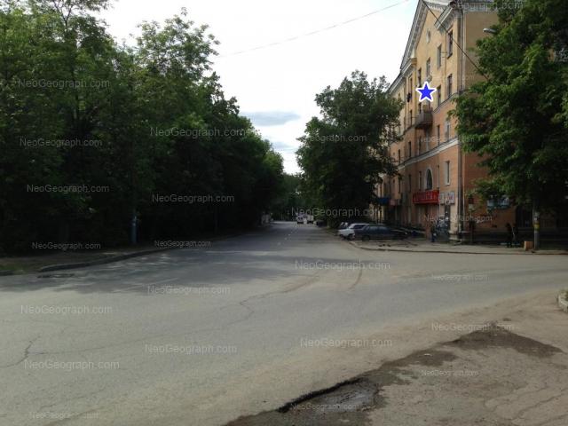 Address(es) on photo: 40-letiya Oktiabrya street, 3, Yekaterinburg