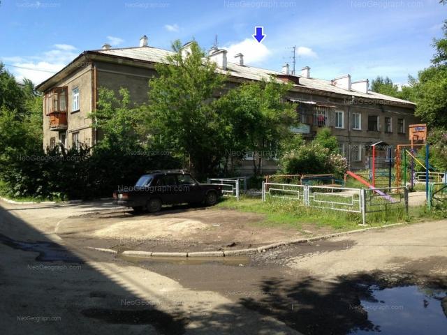 Адрес(а) на фотографии: улица XXII Партсъезда, 7А, Екатеринбург