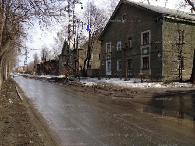 Адрес(а) на фотографии: улица Корепина, 18, 20, 22, Екатеринбург