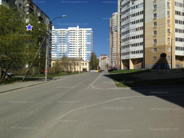 Адрес(а) на фотографии: Билимбаевская улица, 25/5, 33, 35, 43, Екатеринбург