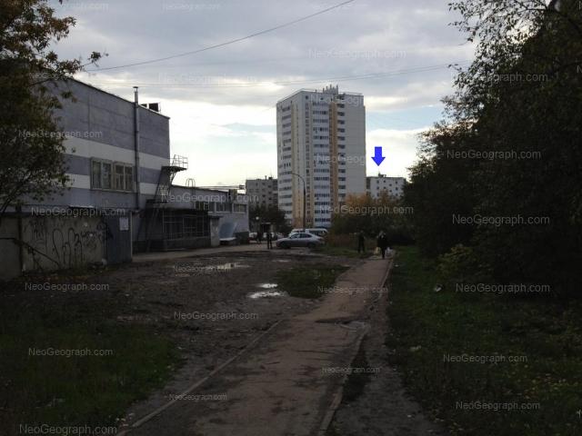 Адрес(а) на фотографии: Билимбаевская улица, 25/5, 28, 33, Екатеринбург