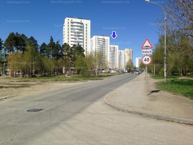 Адрес(а) на фотографии: Билимбаевская улица, 25/1, 25/2, 25/3, 27/1, Екатеринбург