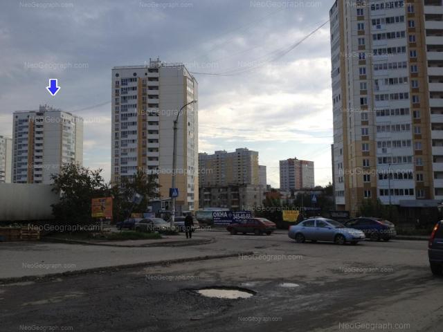 Адрес(а) на фотографии: Билимбаевская улица, 25/3, 25/4, 25/5, 29, Екатеринбург