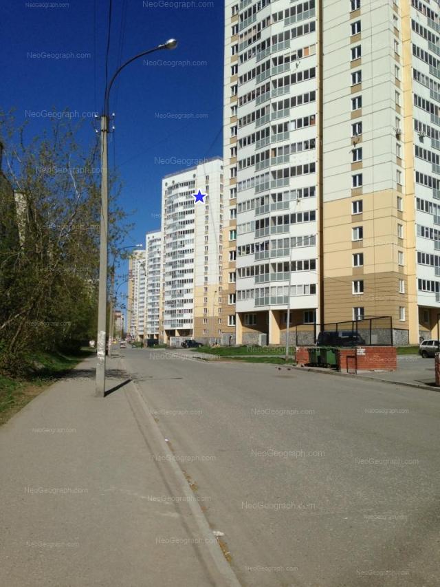 Адрес(а) на фотографии: Билимбаевская улица, 25/2, 25/3, Екатеринбург