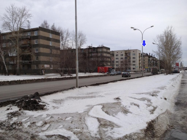 Адрес(а) на фотографии: Расточная улица, 39, 41, 43/1, 45, 47, Екатеринбург