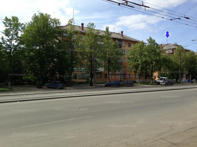 Адрес(а) на фотографии: улица Машиностроителей, 43, 45, Екатеринбург