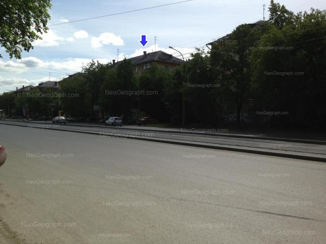 Адрес(а) на фотографии: улица Машиностроителей, 45, 47, 49, 51, Екатеринбург