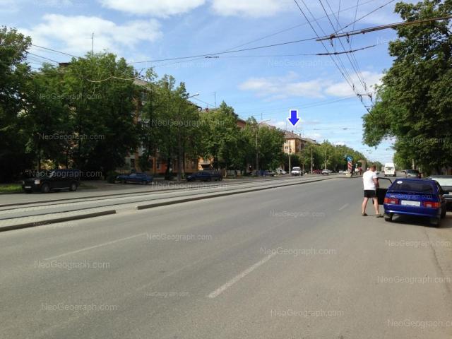 Адрес(а) на фотографии: улица Машиностроителей, 43, 45, 47, 49, Екатеринбург