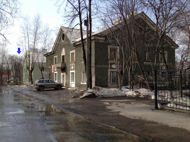 Адрес(а) на фотографии: улица Бабушкина, 6А, 11, Екатеринбург