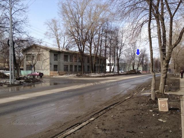 Адрес(а) на фотографии: улица Бабушкина, 7, 11, Екатеринбург