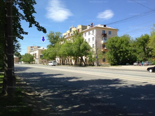 Адрес(а) на фотографии: улица Машиностроителей, 28, 32, 34, Екатеринбург