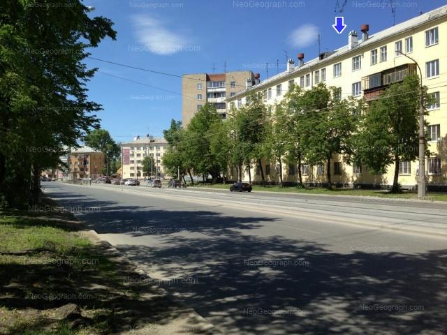 Адрес(а) на фотографии: улица Машиностроителей, 32, 34, Екатеринбург