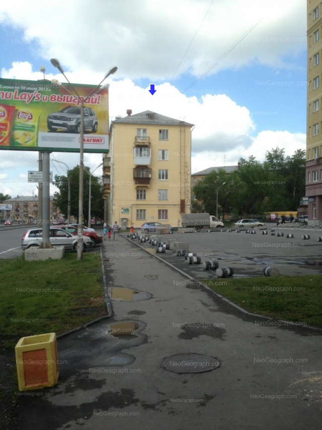 Адрес(а) на фотографии: улица Машиностроителей, 32, Екатеринбург