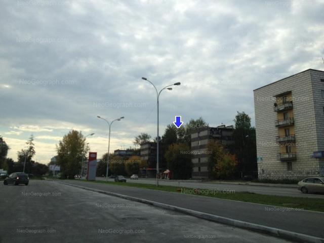 Адрес(а) на фотографии: Расточная улица, 39, 41, 43, Екатеринбург