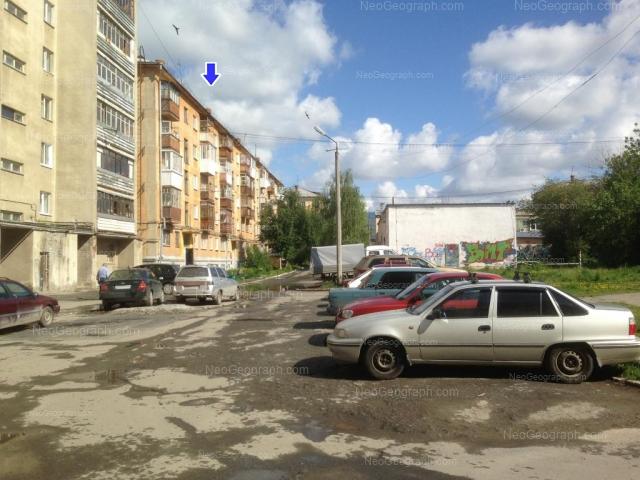 Адрес(а) на фотографии: улица Машиностроителей, 24, 65, 67, 67А, Екатеринбург