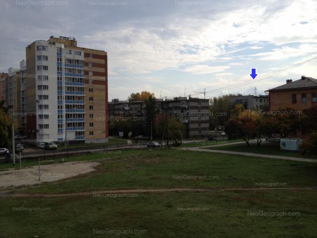 Адрес(а) на фотографии: Кунарская улица, 20, 22, 28, 53, Екатеринбург