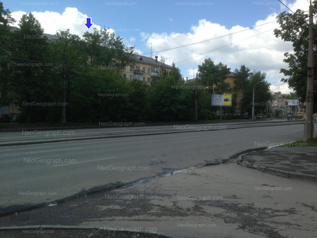 Адрес(а) на фотографии: улица Машиностроителей, 79, 81, Екатеринбург