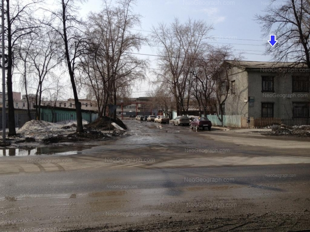 Адрес(а) на фотографии: улица Бабушкина, 1А, 7, Екатеринбург