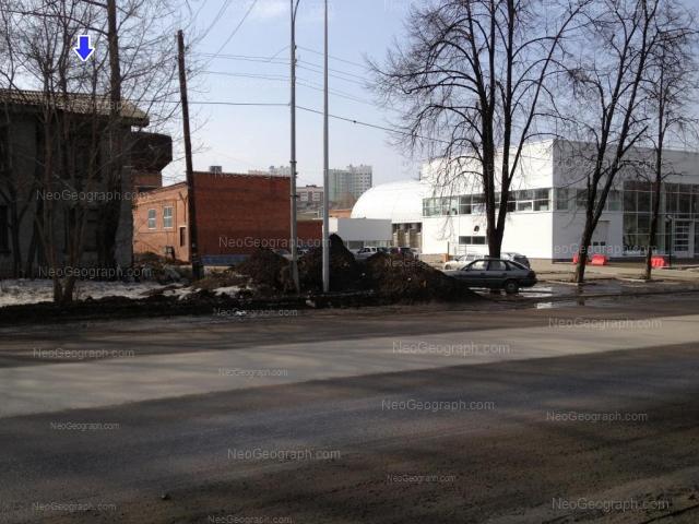 Адрес(а) на фотографии: улица Бабушкина, 7, Екатеринбург