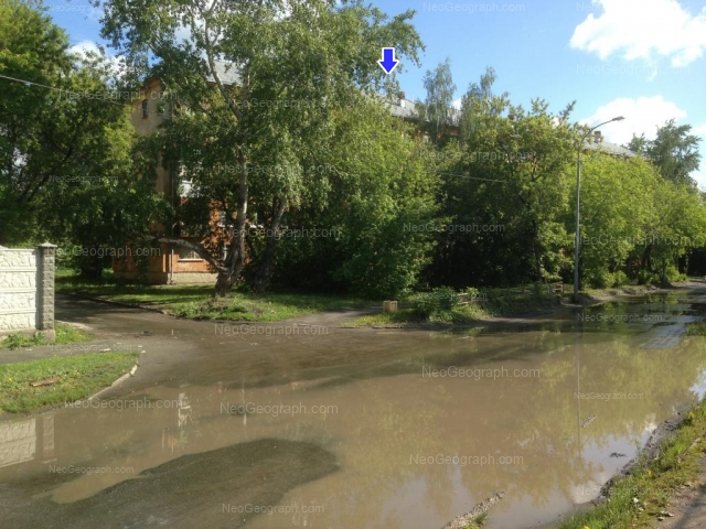 Адрес(а) на фотографии: улица Лукиных, 8, Екатеринбург
