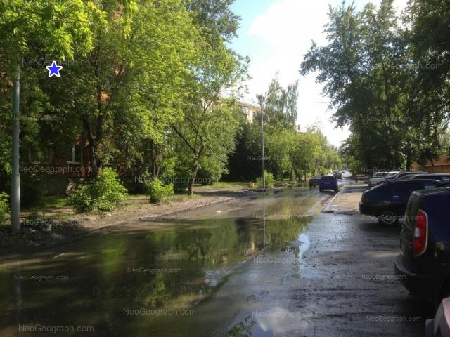 Адрес(а) на фотографии: улица Лукиных, 6, 8, Екатеринбург