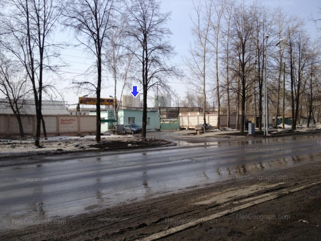 Address(es) on photo: Babushkina street, 3, 5, Yekaterinburg