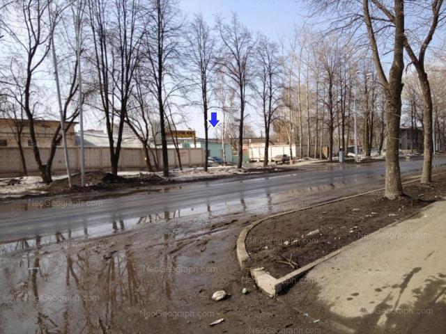 Address(es) on photo: Babushkina street, 3, 5, 7, Yekaterinburg